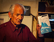 Warwick Deacock, Australian mountaineer & adventurer who led expedition to Heard Island on Patanela with HW Tilman as skipper
