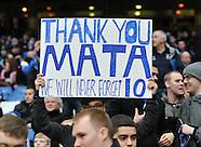 Chelsea v Stoke City 260114