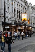 Noel Coward theatre with Calendar Girls, St Martin's Lane, WC2, London, England