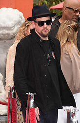 Lionel Richie Handprints and Footprints at the Lionel Richie Hand and Footprints Ceremony at the TCL Chinese Theatre on March 7, 2018 in Hollywood, Ca. © Janet Gough / AFF-USA.COM. 07 Mar 2018 Pictured: Benji Madden. Photo credit: MEGA TheMegaAgency.com +1 888 505 6342