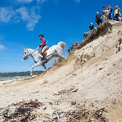 Tarek Tahner, (KSA), Easy Fontnoire<br /> Alltech FEI World Equestrian Games™ 2014 - Normandy, France.<br /> © Hippo Foto Team - Leanjo de Koster<br /> 25/06/14