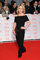 Sinead Keenan attending the National Television Awards 2018 held at the O2, London. Photo credit should read: Doug Peters/EMPICS Entertainment