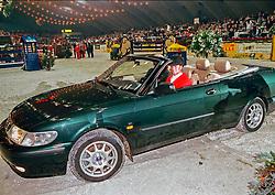 Hassmann Tony, GER, winnaar GP<br /> Jumping Mechelen 1998<br /> © Hippo Foto - Dirk Caremans<br /> 03/12/2020