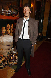 Actor TOBY KEBBELL at a party to launch the Ermenegildo Zegna Heritage Collection fo men at The Duchess Palace, Mansfield Street, London on 30th November 2006.<br /><br />NON EXCLUSIVE - WORLD RIGHTS
