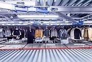 Leso, Novara province: Herno. Clothing warehouse