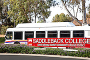 OCTA Bus Route To Saddleback College