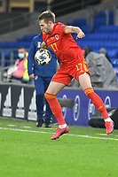 Football - 2020/2021 UEFA Nations League - Group B4 - Wales vs Republic of Ireland - Cardiff City Stadium<br /> <br /> Rhys Norrington-Davie of Waless<br /> in a match played without fans<br /> <br /> COLORSPORT/WINSTON BYNORTH