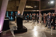 LORD BROWNE, The Tanks at Tate Modern, opening. Tate Modern, Bankside, London, 16 July 2012