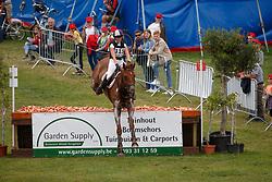 Poelmans Lore, BEL, Camelot vh Strateneinde<br /> European Championship Eventing Landelijke Ruiters - Tongeren 2017<br /> © Hippo Foto - Dirk Caremans<br /> 29/07/2017