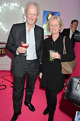 Jeweller HUMPHREY BUTLER and DAVINA BUTLER at Light Up Your Life - a party hosted by Lillingston held at Lights of Soho, 35 Brewer Street, London on 1st October 2015.