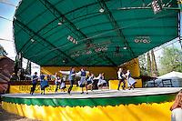 FIESTA NACIONAL DE LA CERVEZA OKTOBERFEST, COMPANIA DE DANZAS POPULARES INTERNACIONAL, VILLA GENERAL BELGRANO, VALLE DE CALAMUCHITA, PROVINCIA DE CORDOBA, ARGENTINA