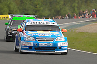 2008 British Touring Car Championship.  Knockhill, Scotland, United Kingdom.  16th-17th August 2008.  (16) - Harry Vaulkhard (GBR) - Robertshaw Racing Chevrolet Lacetti.  World Copyright: Peter Taylor/PSP. Copy of publication required for printed pictures. Every used picture is fee-liable.