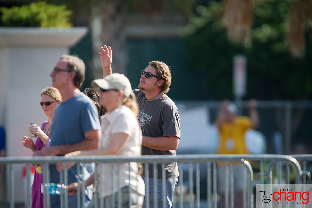Trigger Root performs at Bay Fest on Saturday, Oct. 6, 2012, in Mobile, Ala. (Bay Fest/ Michael Chang)
