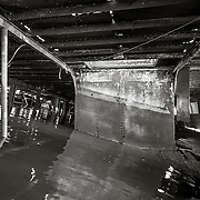 Interior of Steam Ferry New Bedford, 2006