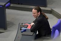 DEU, Deutschland, Germany, Berlin, 07.05.2020: Pascal Meiser (Die Linke) bei einer Plenarsitzung im Deutschen Bundestag.