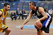 DESCRIZIONE : Novara Lega A2 2009-10 Campionato Miro Radici Fin. Vigevano - AB Latina<br /> GIOCATORE : Fabio Marcante<br /> SQUADRA : AB Latina<br /> EVENTO : Campionato Lega A2 2009-2010<br /> GARA : Miro Radici Fin. Vigevano AB Latina<br /> DATA : 14/03/2010<br /> CATEGORIA : Palleggio<br /> SPORT : Pallacanestro <br /> AUTORE : Agenzia Ciamillo-Castoria/D.Pescosolido