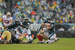Philadelphia Eagles vs San Francisco 49ers at Lincoln Financial Field
