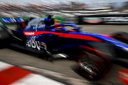 May 25, 2019 - Monte Carlo, Monaco - Motorsports: FIA Formula One World Championship 2019, Grand Prix of Monaco, ..#26 Daniil Kvyat (RUS, Red Bull Toro Rosso Honda) (Credit Image: © Hoch Zwei via ZUMA Wire)