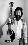 Eric Clapton 1978 - Melody Maker London photosession.