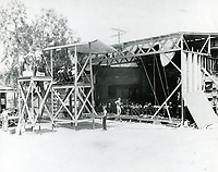 1917 Filming at Christie Studios