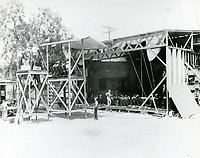 1917 Filming at Christie Studios