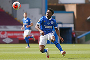Brighton and Hove Albion defender Tariq Lamptey (2) during the Premier League match between Burnley and Brighton and Hove Albion at Turf Moor, Burnley, England on 26 July 2020.
