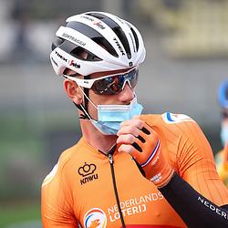 27-09-2020: wielrennen: WK weg mannen: Imola<br />Pieter Weening