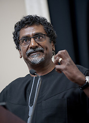 January 15,  2014 , Keynote address by Jay Naidoo at the IDC in Sandton today. Pic Martin Rhodes. © Business Day