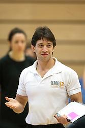 Krav Maga Global Team Instructor Ilya Dunsky takes the Krav Maga grading in Stirling 3/12/2011.