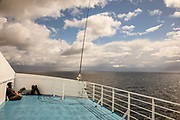 Patagonia, cruising with Ventus Australis. Cape Horn National Park. Wollaston island