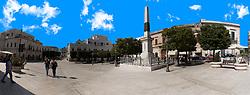 Piazza del Popolo ad Alberobello