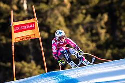 18.12.2018, Saslong, St. Christina, ITA, FIS Weltcup Ski Alpin, Abfahrt, Damen, im Bild Tina Weirather (LIE) // Tina Weirather of Liechtenstein in action during her run in the ladie's Downhill of FIS ski alpine world cup at the Saslong in St. Christina, Italy on 2018/12/18. EXPA Pictures © 2018, PhotoCredit: EXPA/ Johann Groder