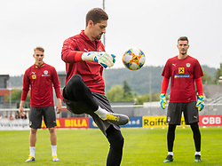 02.06.2018, Woerthersee Stadion, Klagenfurt, AUT, ÖFB Nationalteam, Training, im Bild Cican Stankovic (AUT) // Cican Stankovic of Austria during a Trainingssession of Austrian National Footballteam at the Woerthersee Stadion in Klagenfurt, Austria on 2018/06/02. EXPA Pictures © 2019, PhotoCredit: EXPA/ Johann Groder