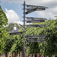 Sloten, een van de Friese Elfsteden
