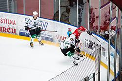 CHVATAL Aljaz during Alps League Ice Hockey match between HDD SIJ Jesenice and HK SZ Olimpija on March 2, 2020 in Ice Arena Podmezakla, Jesenice, Slovenia. Photo by Peter Podobnik / Sportida