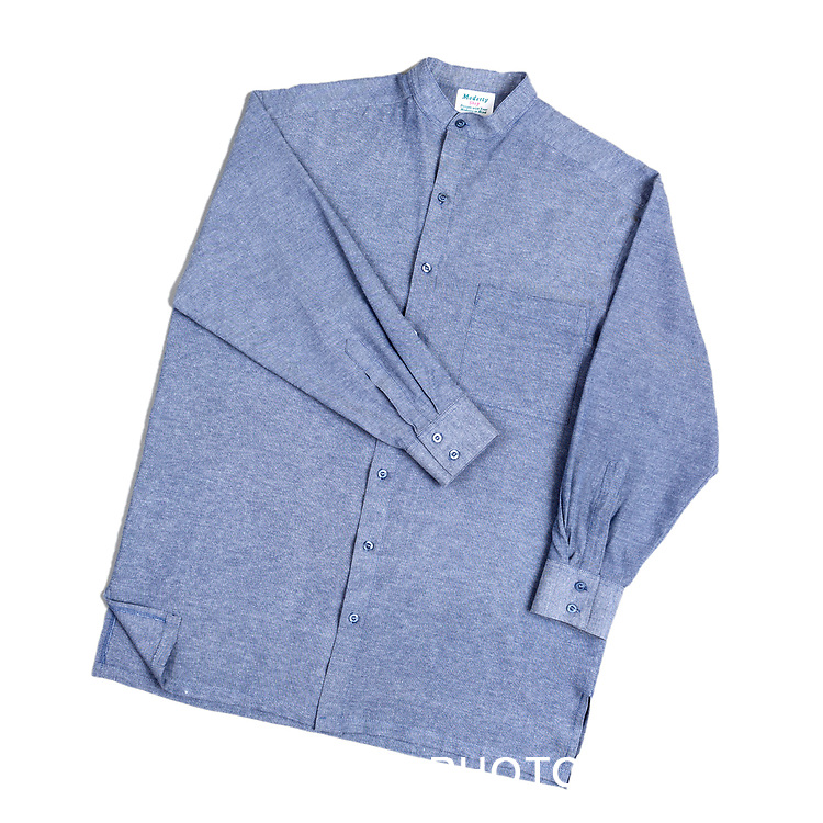 Flat-lay of African Style Shirt