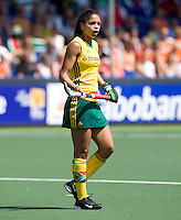 THE HAGUE - South Africa (RSA) vs England. Marscha Cox from RSA.  COPYRIGHT KOEN SUYK