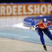 NLD/Heerenveen/20061112 - Essent ISU Wereldbeker Speed Skating, 3000 mtr ladies, Ireen Wust