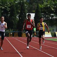 A Division Boys 200m