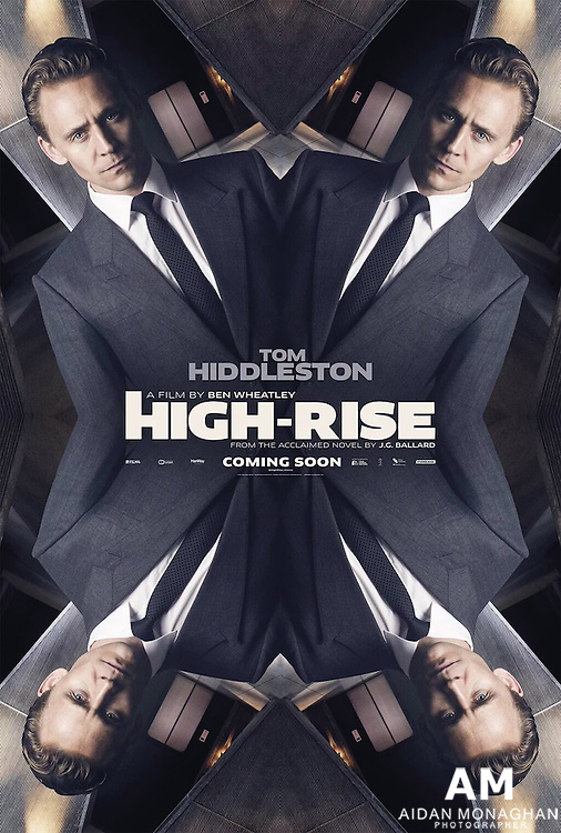 Director: Ben Wheatley<br /> Writers: J.G. Ballard (novel)<br /> Amy Jump (writer)<br /> Cast: Tom Hiddleston, Jeremy Irons, Sienna Miller, Luke Evans, Elisabeth Moss, James Purefoy, Keeley Hawes, <br /> Dan Renton Skinner, Sienna Guillory, <br /> Enzo Cilenti, Peter Ferdinando<br /> <br /> The unnerving tale of life in a modern tower block running out of control. Within the concealing walls of an elegant forty-storey tower block, the affluent tenants are hell-bent on an orgy of destruction. Cocktail parties degenerate into marauding attacks on 'enemy' floors and the once-luxurious amenities become an arena for technological mayhem...In this classic visionary tale, human society slips into violent reverse as the inhabitants of the high-rise, driven by primal urges, recreate a world ruled by the laws of the jungle.