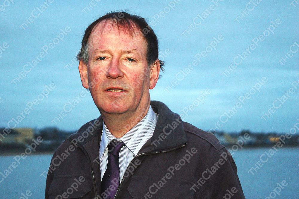 Mayor of Kilkee Brian Keane