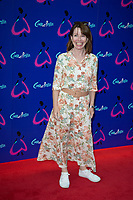 Kay Burley at the Gala Performance of Andrew Lloyd Webber's Cinderella  at the Gillian Lynne Theatre in Drury Lane, London, United Kingdom photo by terry Scott