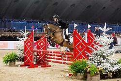 Heylen Liesl, BEL, Red Star Drum V/H Juxschot<br /> Jumping Mechelen 2019<br /> © Hippo Foto - Sharon Vandeput<br /> 26/12/19