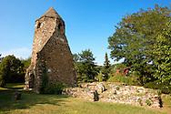 Avasi Torony ( Avasi Church Tower) Szigliget, Balaton, Hungary