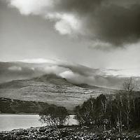 Beinn na Sreine, Loch Scridain, Isle of Mull