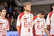 DESCRIZIONE : Campionato 2014/15 Dinamo Banco di Sardegna Sassari - Olimpia EA7 Emporio Armani Milano<br /> GIOCATORE : Nicolo Melli<br /> CATEGORIA : Before Pregame Ritratto<br /> SQUADRA : Olimpia EA7 Emporio Armani Milano<br /> EVENTO : LegaBasket Serie A Beko 2014/2015<br /> GARA : Dinamo Banco di Sardegna Sassari - Olimpia EA7 Emporio Armani Milano<br /> DATA : 07/12/2014<br /> SPORT : Pallacanestro <br /> AUTORE : Agenzia Ciamillo-Castoria / Claudio Atzori<br /> Galleria : LegaBasket Serie A Beko 2014/2015<br /> Fotonotizia : Campionato 2014/15 Dinamo Banco di Sardegna Sassari - Olimpia EA7 Emporio Armani Milano<br /> Predefinita :