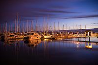 Elliott Bay Marina @ Dusk