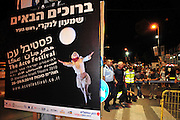 Israel, Acco, Theatre Festival September 2010
