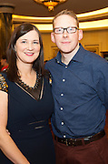 Emer Joyce and Brryan Deasy knocknacarra at the Gorta Self Help Africa Annual Ball at the Galway Bay Hotel, Salthill Galway.<br /> Photo:Andrew Downes, xposure.