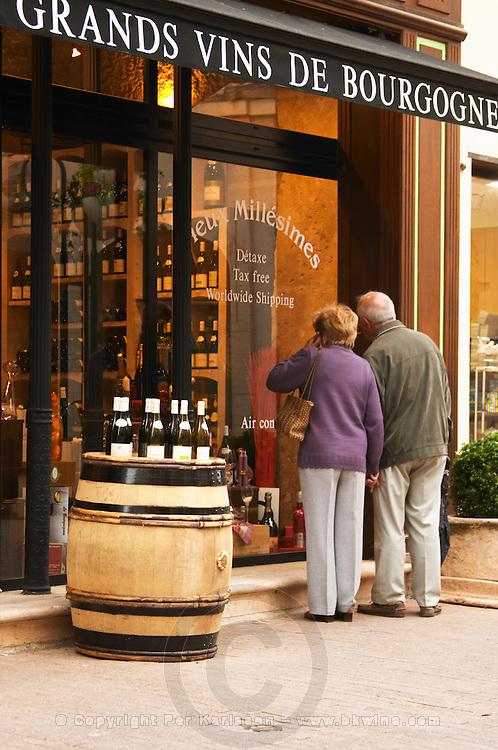 wine shop j-l & p aegerter r carnot beaune cote de beaune burgundy france